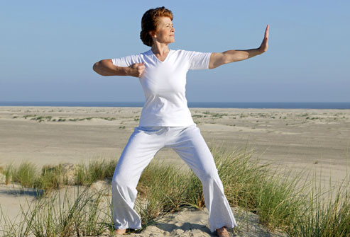Tai Chi estilo Tam The