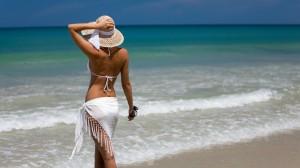 chica bikini