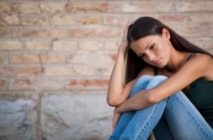depressed-lady