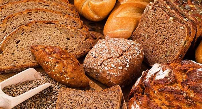 pan de cáscara de trigo fórmula facil