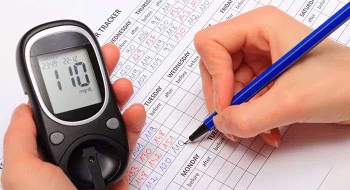 Comer de sangre niveles normales glucosa de en despues