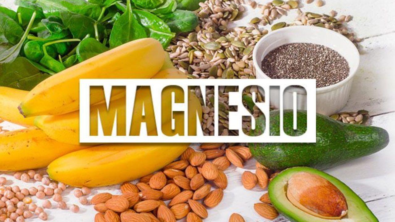 Qué saber sobre la deficiencia de magnesio